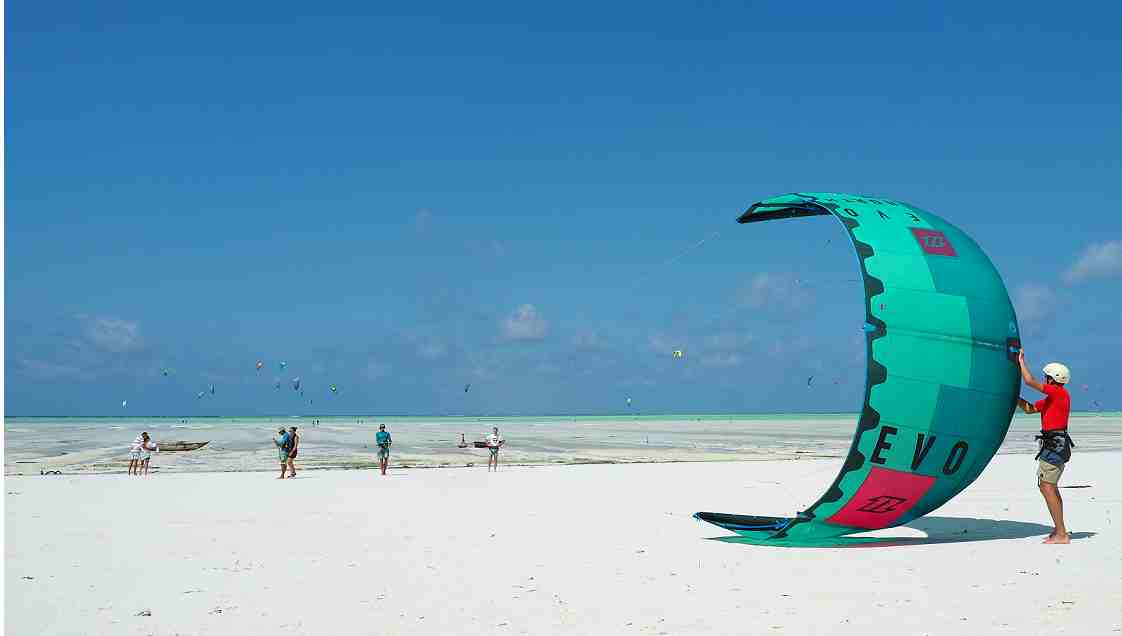 benefits of kitesurfing